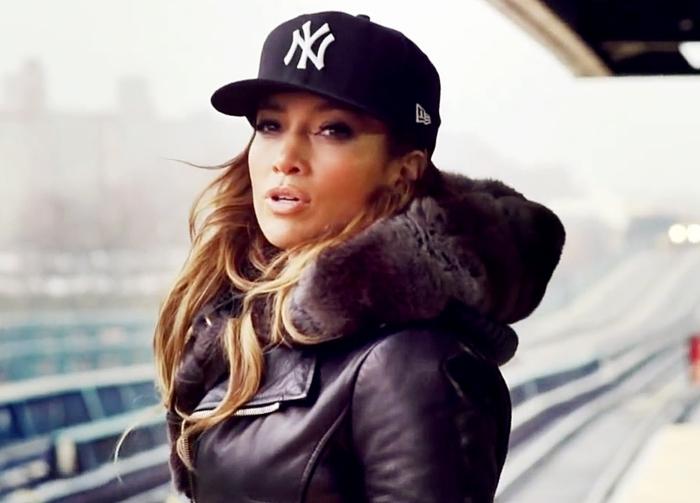 nyc kappen kappe snapback jlo jennifer lopez trägt moderne accessoires in ihre videos mode 2017