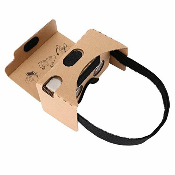 noch eine ganz tolle idee zum thema vr brille selber bauen - vr brille aus pape und mit gummiband