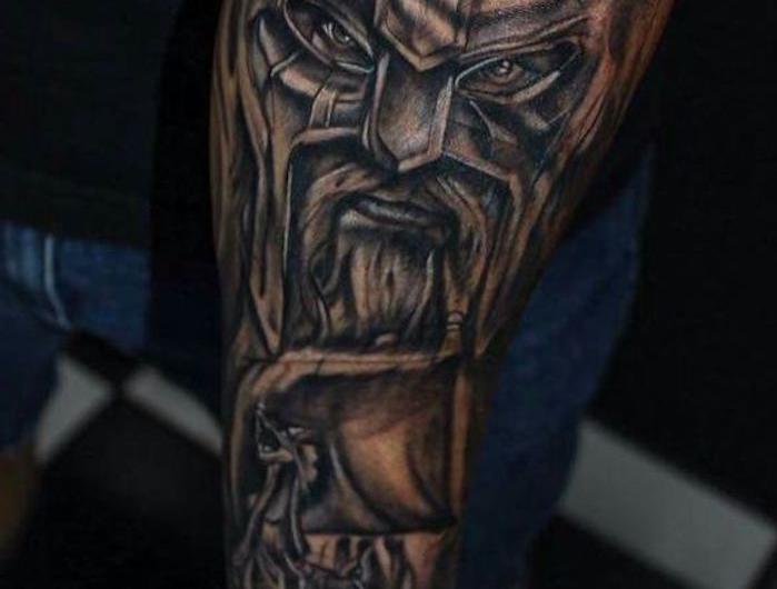 3074db627 ▷ 1001 coole und realistische Viking Tattoos zum Inspirieren
