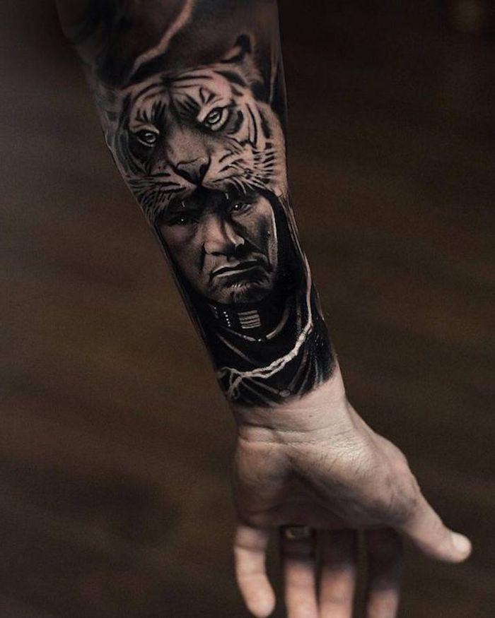 Unterarm tattoo für frauen Unterarm Tattoo