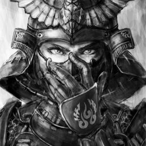 Über 100 erstaunliche Samurai Tattoo Ideen