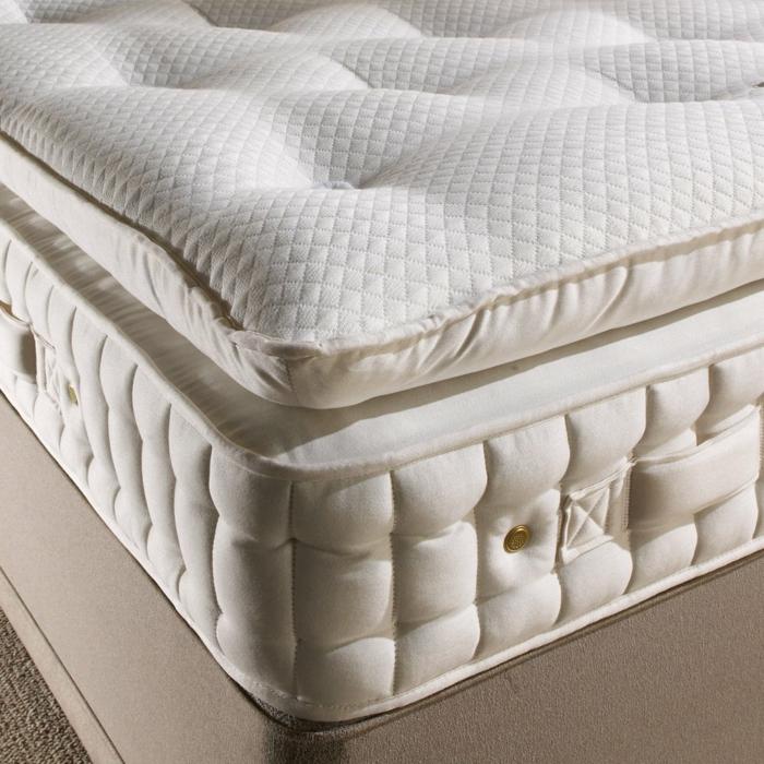 Matratze und Top Matratze bequem schlafen hochwertige Optik
