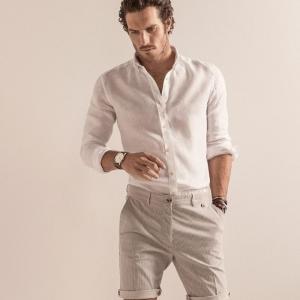 Der Sommer wird lässig – Modetrends für Männer 2021