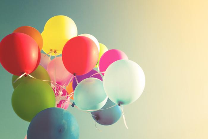 ballons für kindergeburtstag