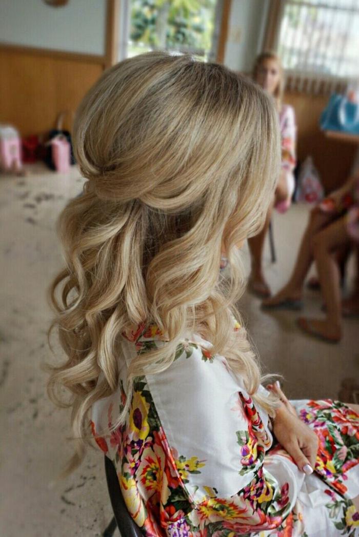 Schlichte Frisuren Hochzeit Mittellange Haare