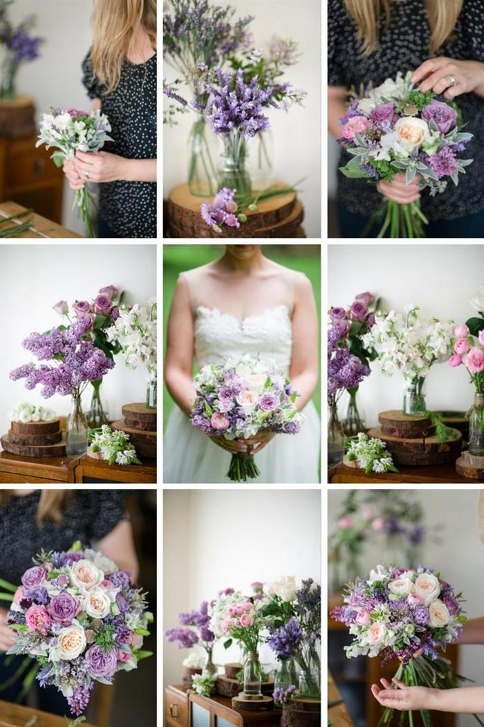 Hochzeitsstrauß vintage aus welchen Blumen Sie ausarbeitet können eine Anleitung