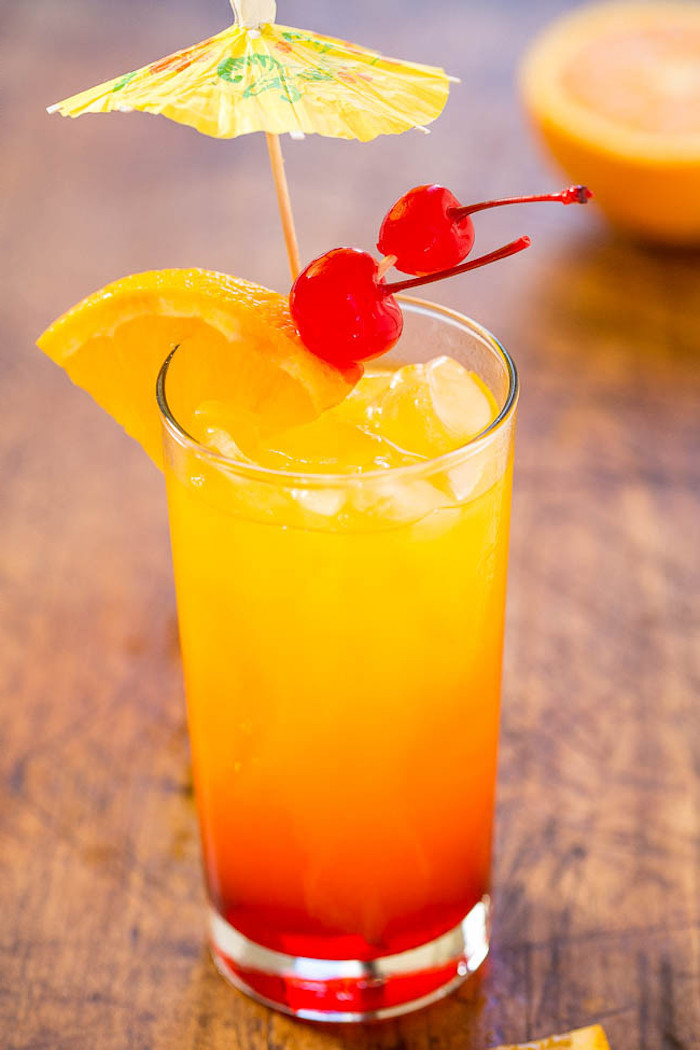 coole drinks, orange, orangensafft, cocktail selber machen