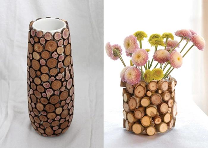 100 + Ideen Für Faszinierende Deko Aus Holz
