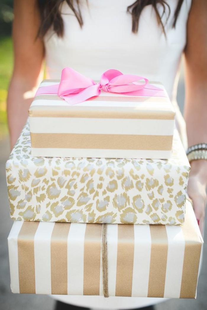 geschenke verpacken wie