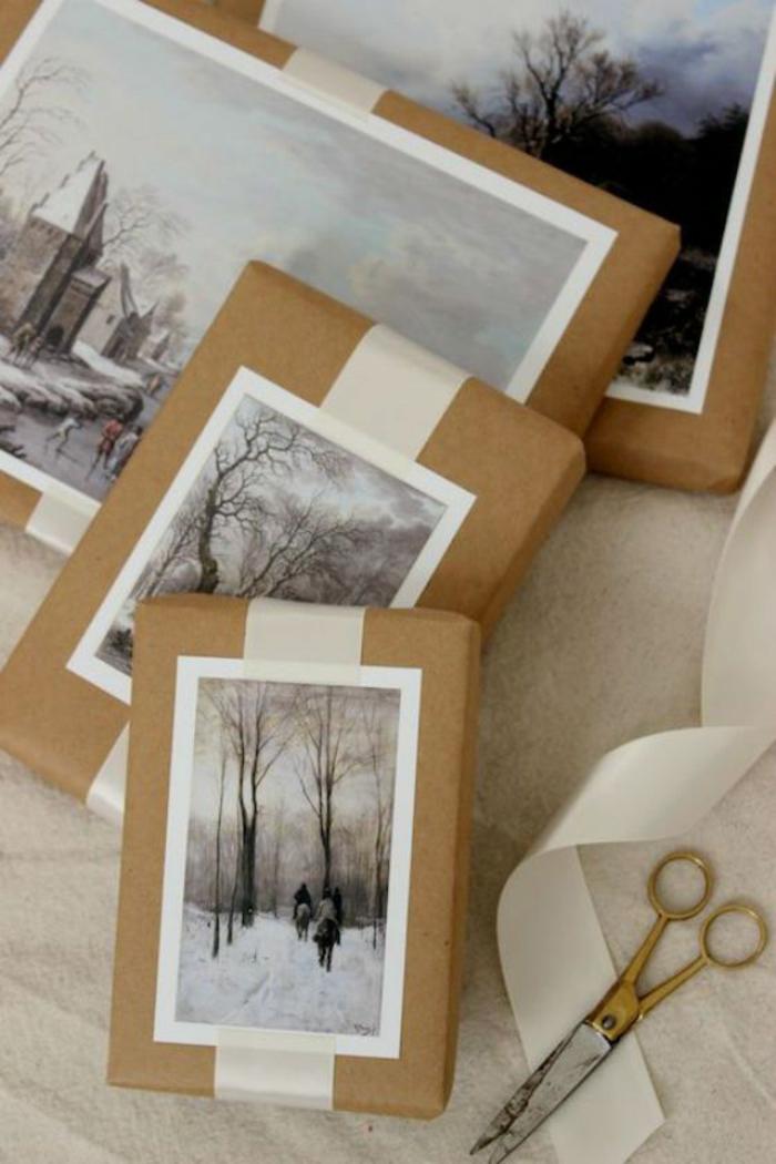 80 ideen wie sie geschenke sch n verpacken mit anleitung. Black Bedroom Furniture Sets. Home Design Ideas