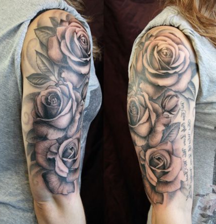 tattoo oberarm frau vorlagen rosen rose and skull tattoos on tumblr kaputte uhr tattoo design. Black Bedroom Furniture Sets. Home Design Ideas