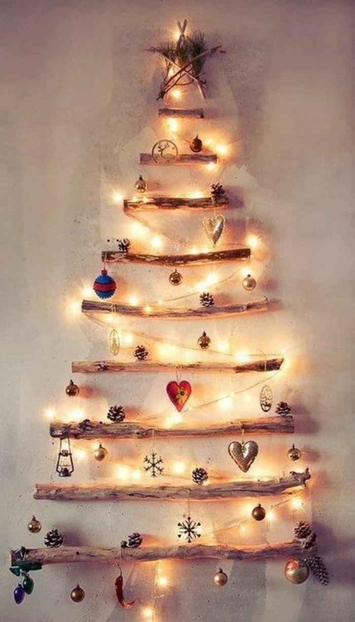 holzdekoration weihnachtsbaum schöne weihnachtsfeste bunte deko leuchtende deko zu weihnachten