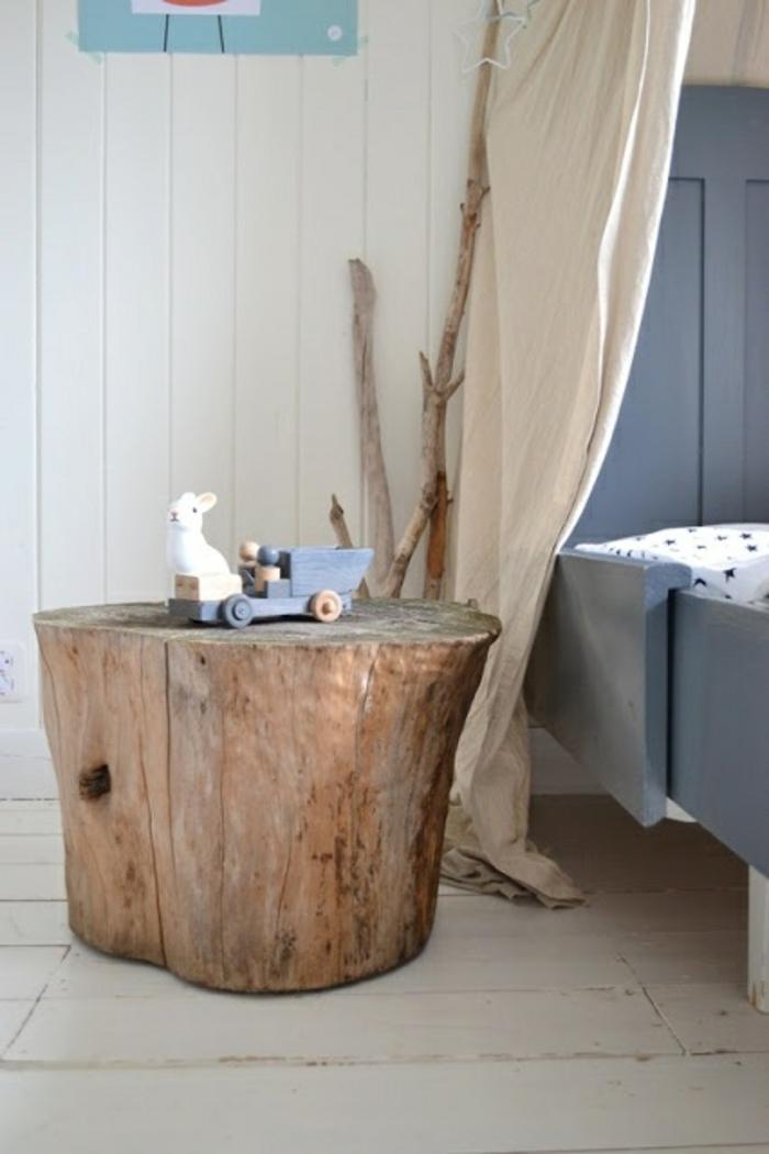 dekoration selber machen deko ideen zum gestalten stuhl spielzeuge aus holz deko hase