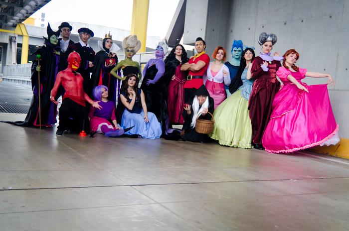 die Bösewichte aus dem Disney Filme originelle Kostüme Helden aus der Kindheit