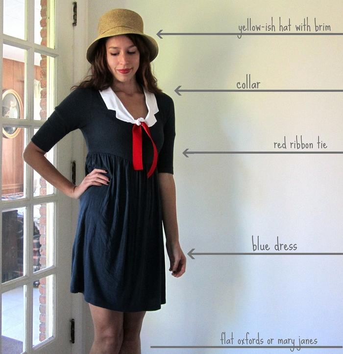 wie Sie ein Kindheitshelden Kostüm selber machen mit Anleitung