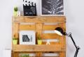 Ideen und Vorschläge, wie Sie ein Regal aus Paletten selber bauen