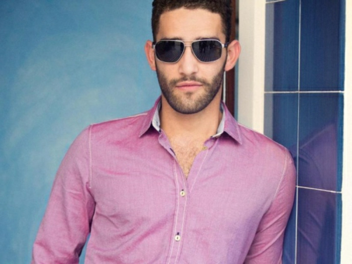 modetrends Männer Rosaton Hemd Herrenmode Accessoires