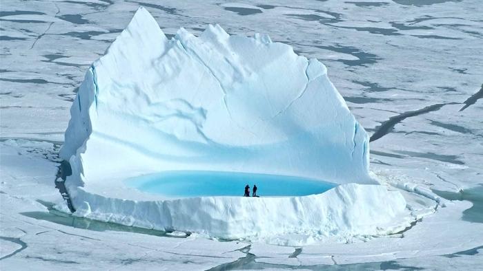 nach arktis reisen