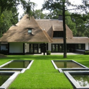 Minimalistischer Garten - eine Kombination zwischen Schönheit und Einfachheit