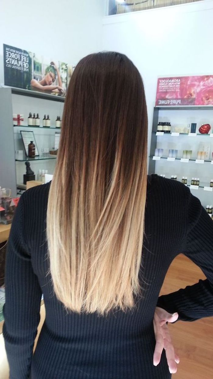 Frisuren 2018 frauen blond lang