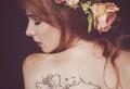 Top 10 der Rücken Tattoos für Frauen