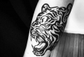 71 ultra coole Tiger Tattoo Ideen zur Inspiration