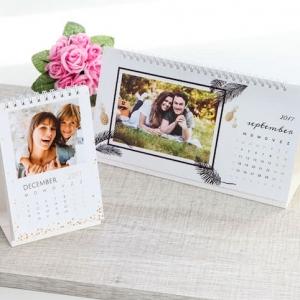 Foto-Tischkalender: Monat für Monat eine neue Freude