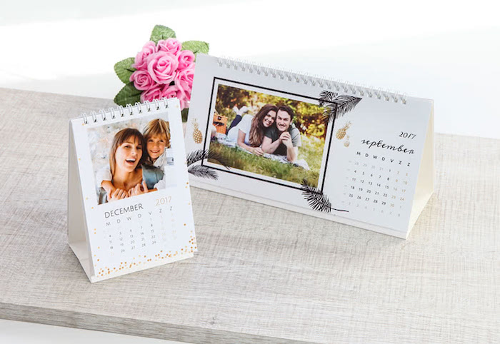 foto-tischkalender selbst gestalten, kalender mit fotos, familisenfotos