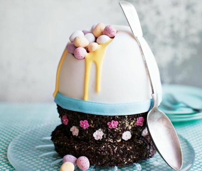 1001+ Tolle Ideen Für Genussvolle Motivtorte Ostern