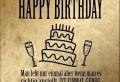 Tolle Geburtstagsgrüße: schenken Sie Aufmerksamkeit und Glück
