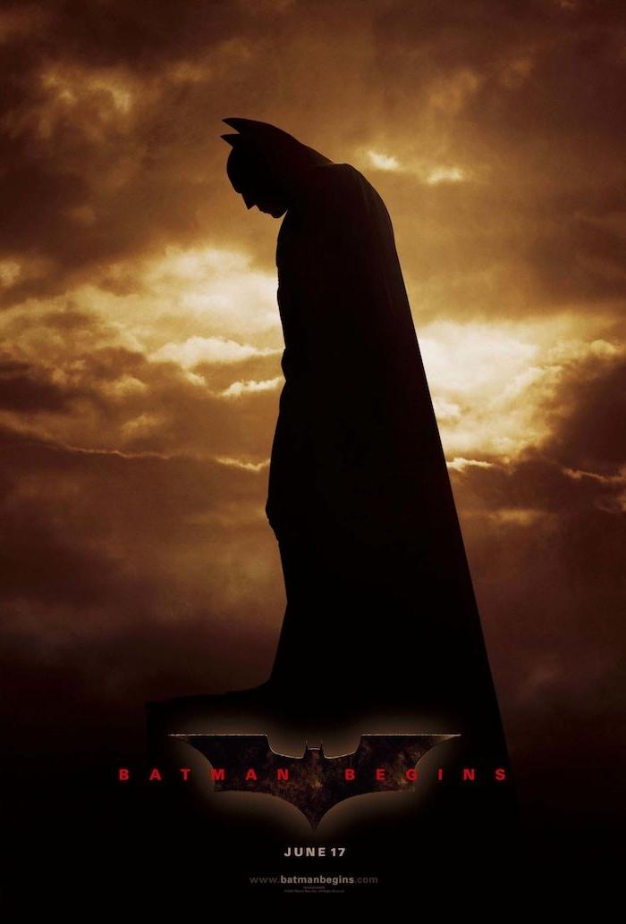 werfen sie einen blick auf diesen tollen schwarzen batman logo von dem nolans film batman begins