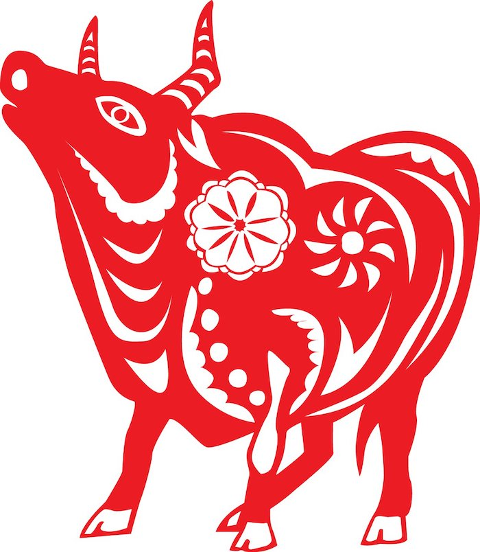 Büffel: Symbol der Stärke, der Zuversichtlichkeit und der Geduld