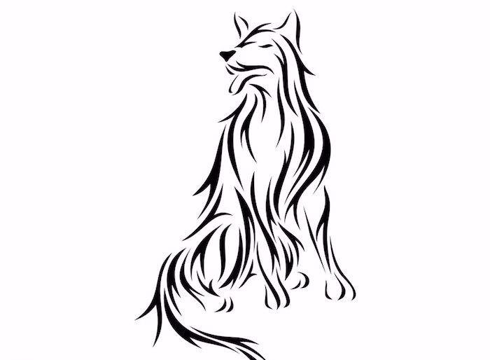 chinesischer Horoskop, Hund, Sternzeichen Hund, lange Haare