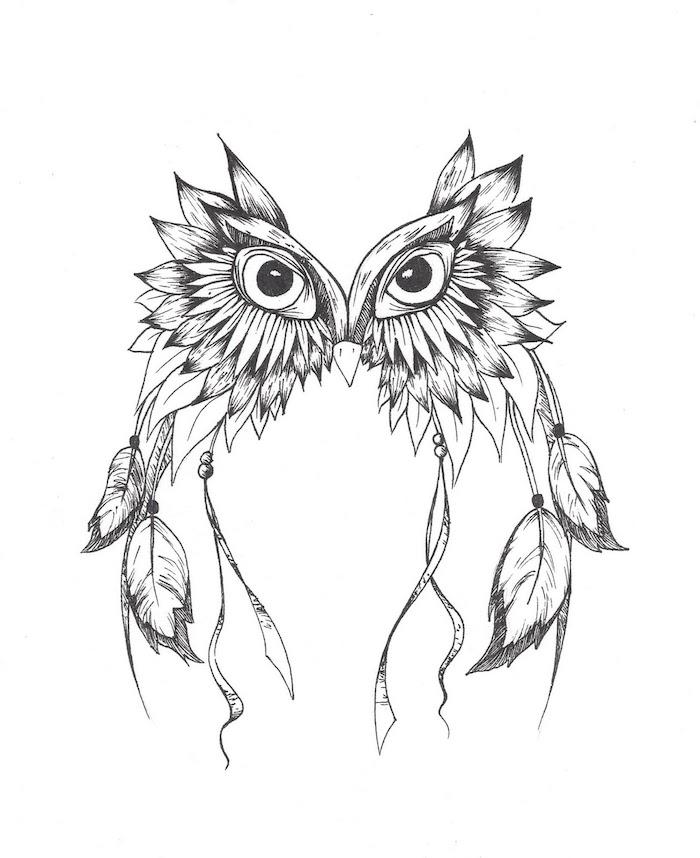 1001 Ideen Und Bilder Zum Thema Traumfänger Tattoo