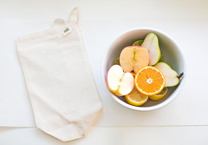 tolle und einfache DIY Ideen für Kinder, Stempel aus Früchten selber machen