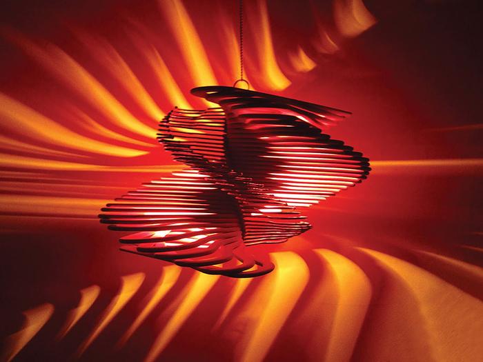 Lampenschirm selber basteln, tolle DIY Ideen für kreative Menschen, DIY Lampe
