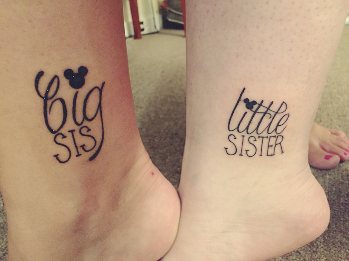 Siblings Tattoo Motives - ideas for a loving family