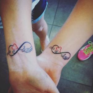Geschwister Tattoo Motive - Ideen für eine liebevolle Familie