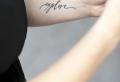 Tolle Ideen zum Thema Tattoo Schriften Handgelenk!