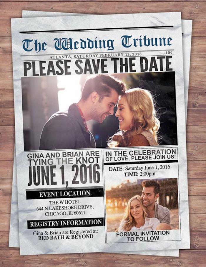 hochzeitszeitung tipps und ideen fr ihre feier - Hochzeitszeitung Beispiele
