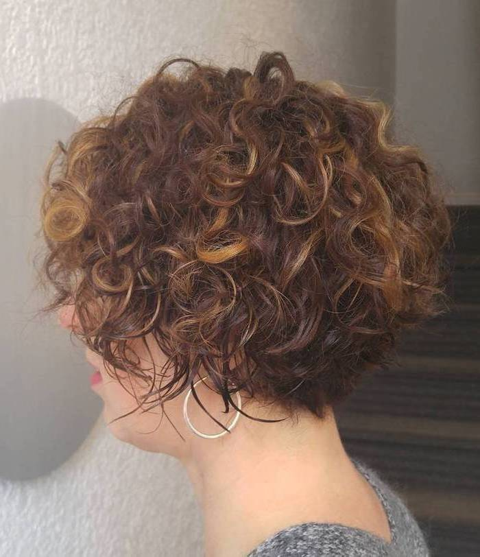 1001 Ideen Fur Kurzhaarfrisuren Fur Lockiges Haar