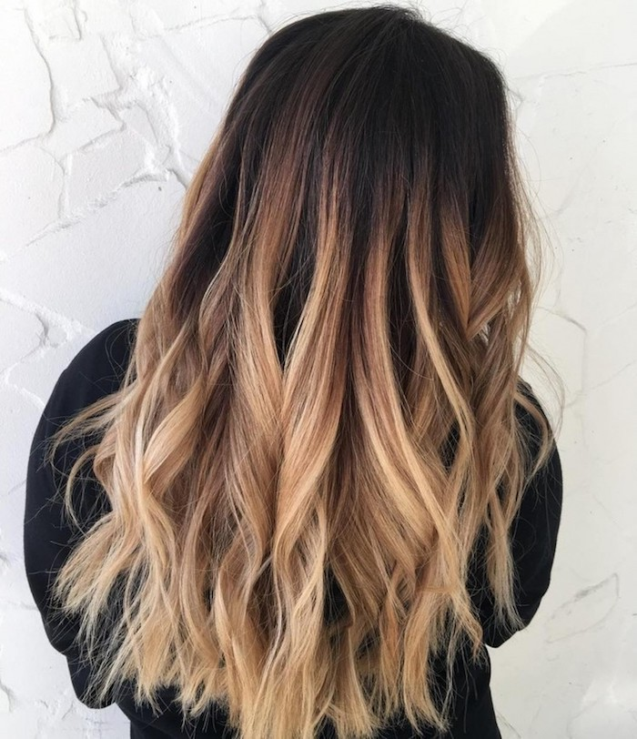 Frisuren frauen ombre