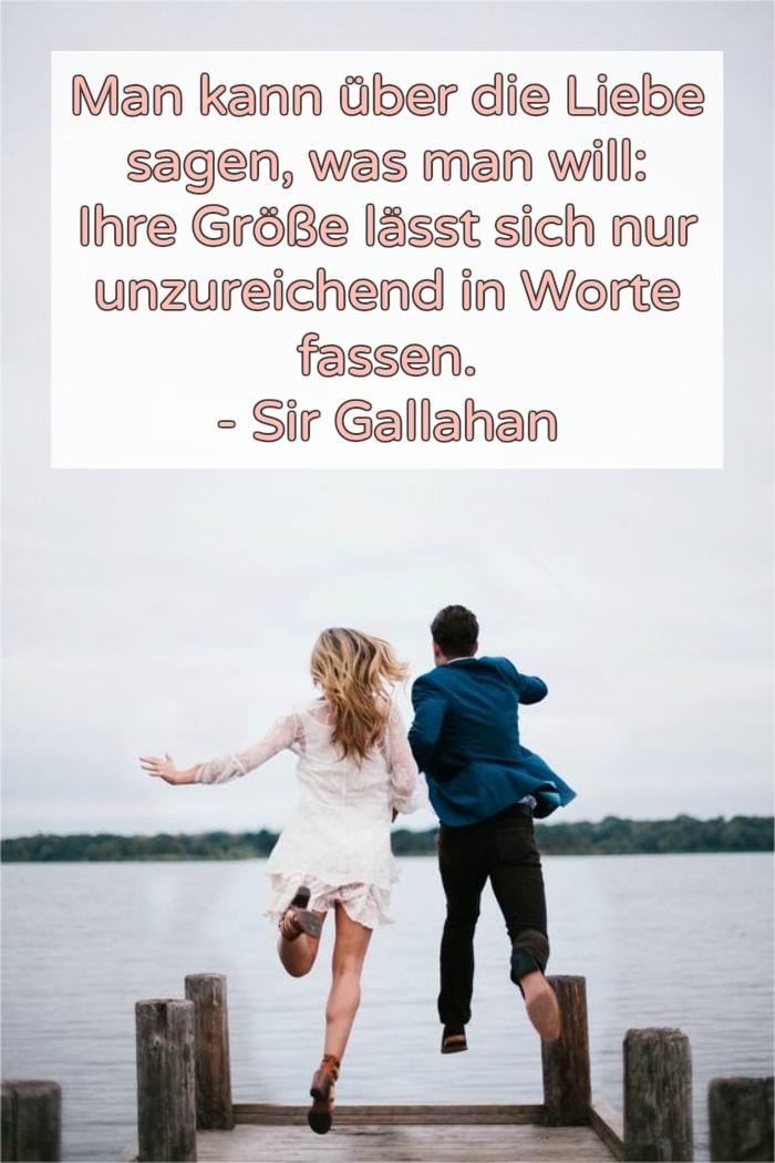 werfen sie einen blick auf diesen vorschlag für ein tolles bild mit einem nachdenklichen liebesspruch von sir gallahan