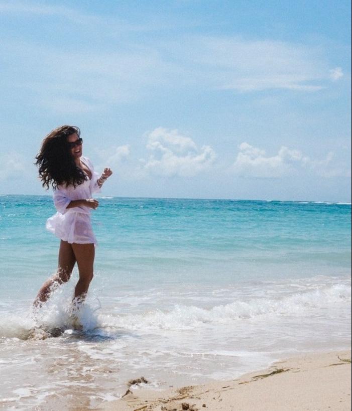 strand pareo kleider mit denen man sich im meer baden kann weißes kleid