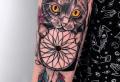 80 inspirierende Ideen zum Thema Traumfänger Tattoo!