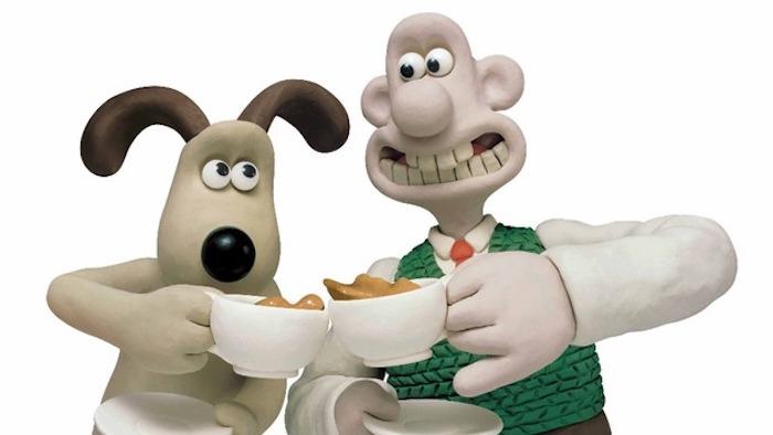 kleine Figuren aus Keramik ohne Brennen gestalten, Hund, Mensch, Kaffee