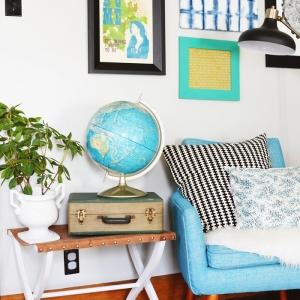 Einzigartige Einrichtungsideen mit Vintage-Möbeln