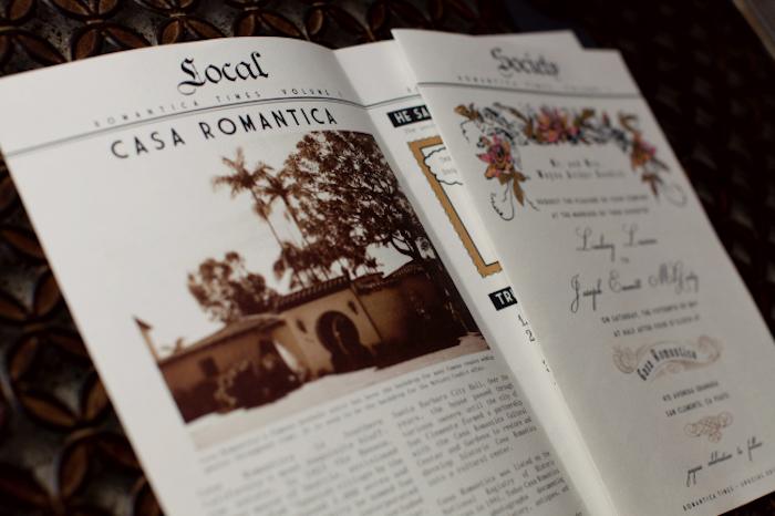 das romantische Haus, wo Sie Ihre Hochzeitsreise verbringen werden - Hochzeitszeitung Beispiele