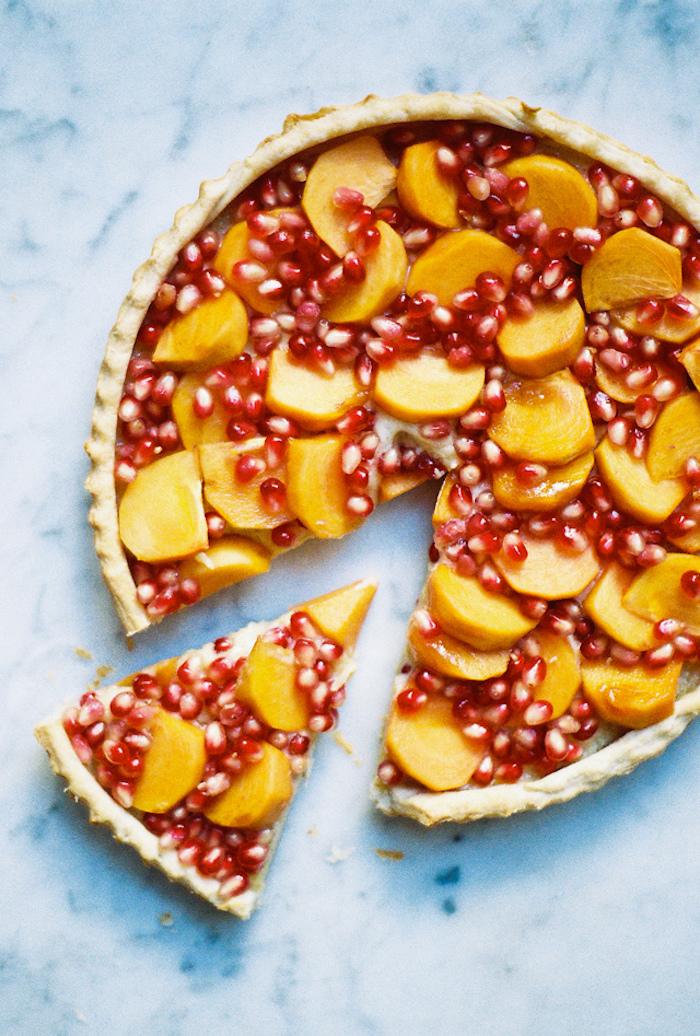 1001 gesunde und leckere kaki frucht rezepte - Kochen mit kaki frucht ...