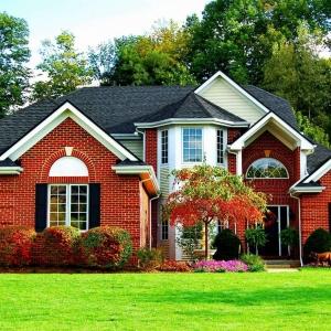 Vom einfachen Haus zum Traumschloss - die Außengestaltung ist das A und O